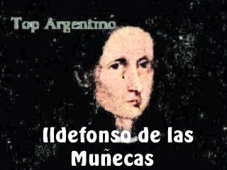 Ildefonso de as Mu�ecas